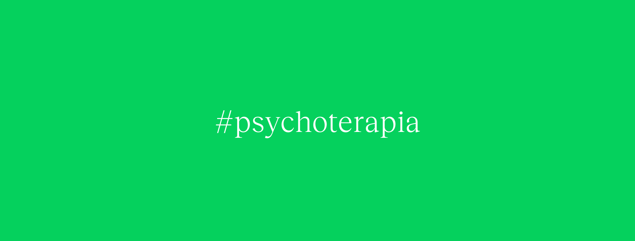 psychoterapia on-line